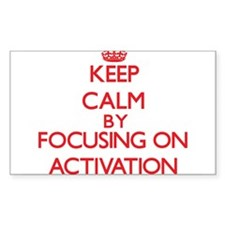 Activation Decal