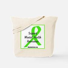 Cute Mental health Tote Bag