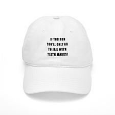 K9 If You Run Baseball Cap