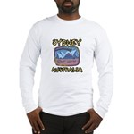 Sydney Australia Long Sleeve T-Shirt