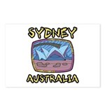 Sydney Australia Postcards (Package of 8)