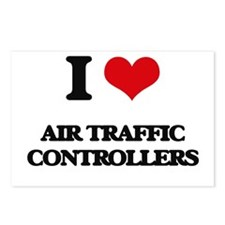 I love Air Traffic Contro Postcards (Package of 8)