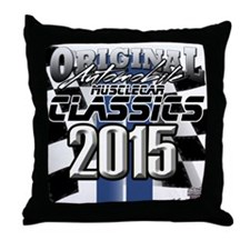 New 2015 Classic Throw Pillow