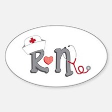 Registered Nurse Decal