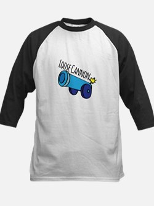 Loose Cannon Baseball Jersey