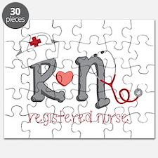 Registered Nurse Puzzle