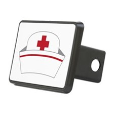 Nurse Hat Hitch Cover