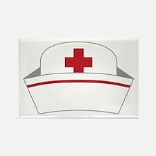Nurse Hat Magnets