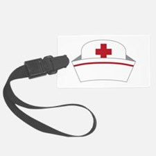 Nurse Hat Luggage Tag