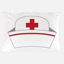 Nurse Hat Pillow Case