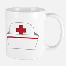 Nurse Hat Mugs