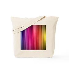 rainbow road Tote Bag