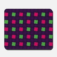 Checkered Plaid Mousepad