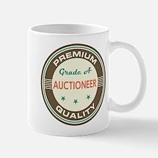 Auctioneer Vintage Mug