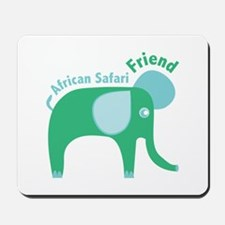 African Safari Mousepad
