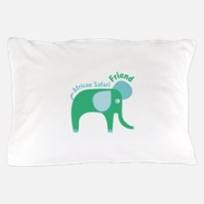 African Safari Pillow Case