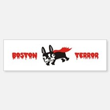 Boston Terror bumper sticker