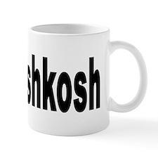 I Love Oshkosh Mug