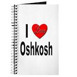 I Love Oshkosh Journal