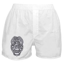 Indiana State Police Boxer Shorts