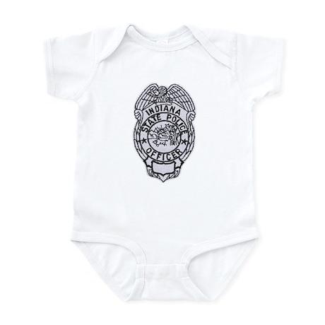 Indiana State Police Infant Bodysuit