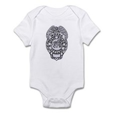 Indiana State Police Infant Bodysuit