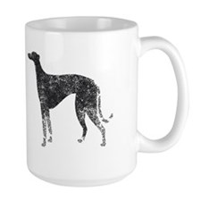 greyhound Ceramic Mugs