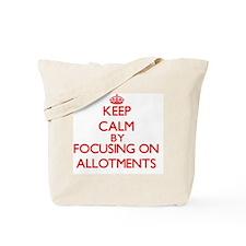 Allotments Tote Bag