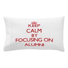 Alumni Pillow Case