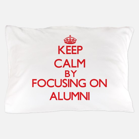 Alumni Pillow Case