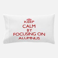 Alumnus Pillow Case