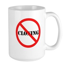 Anti-Cloning Coffee Mug