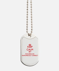 Anatomically Correct Dog Tags
