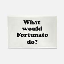 Fortunato Rectangle Magnet