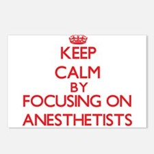 Anesthetists Postcards (Package of 8)