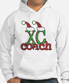 XC Holiday Cross Country Coach Hoodie