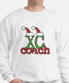 XC Holiday Cross Country Coach Sweatshirt