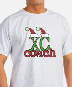 XC Holiday Cross Country Coach T-Shirt
