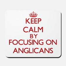 Anglicans Mousepad