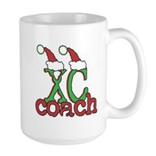 XC Holiday Cross Country Coach Mug