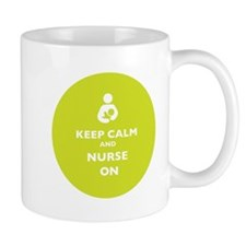 Keep Calm and LAtch On Mugs