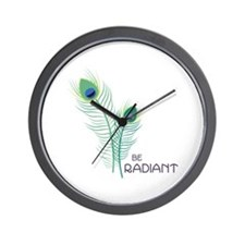 Be Radiamt Wall Clock