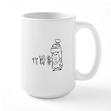 Chef Caveman Mug