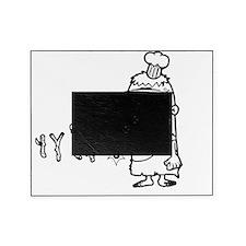 Chef Caveman Picture Frame