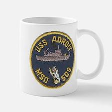 USS ADROIT Mug