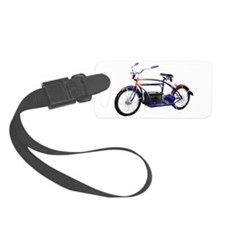 Early Electric Bicycle Luggage Tag
