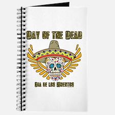 Day Of The Dead-Dia De Los Muertos-Mexican Journal