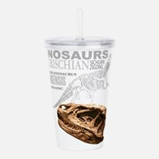 Unique Fossils Acrylic Double-wall Tumbler