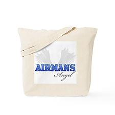 Airmans Angel Tote Bag