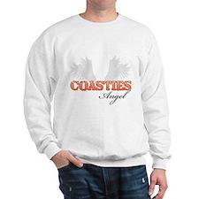 Coasties Angel Sweatshirt